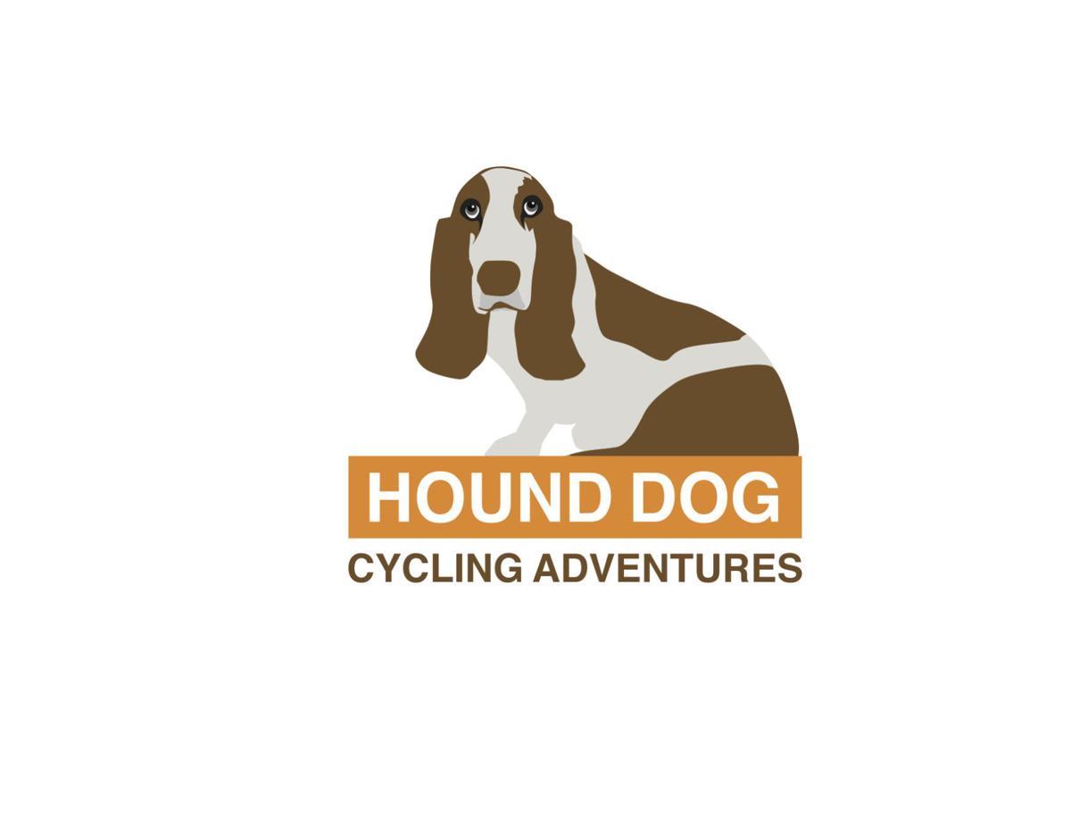 Hound Dog Cycling Adventures logo