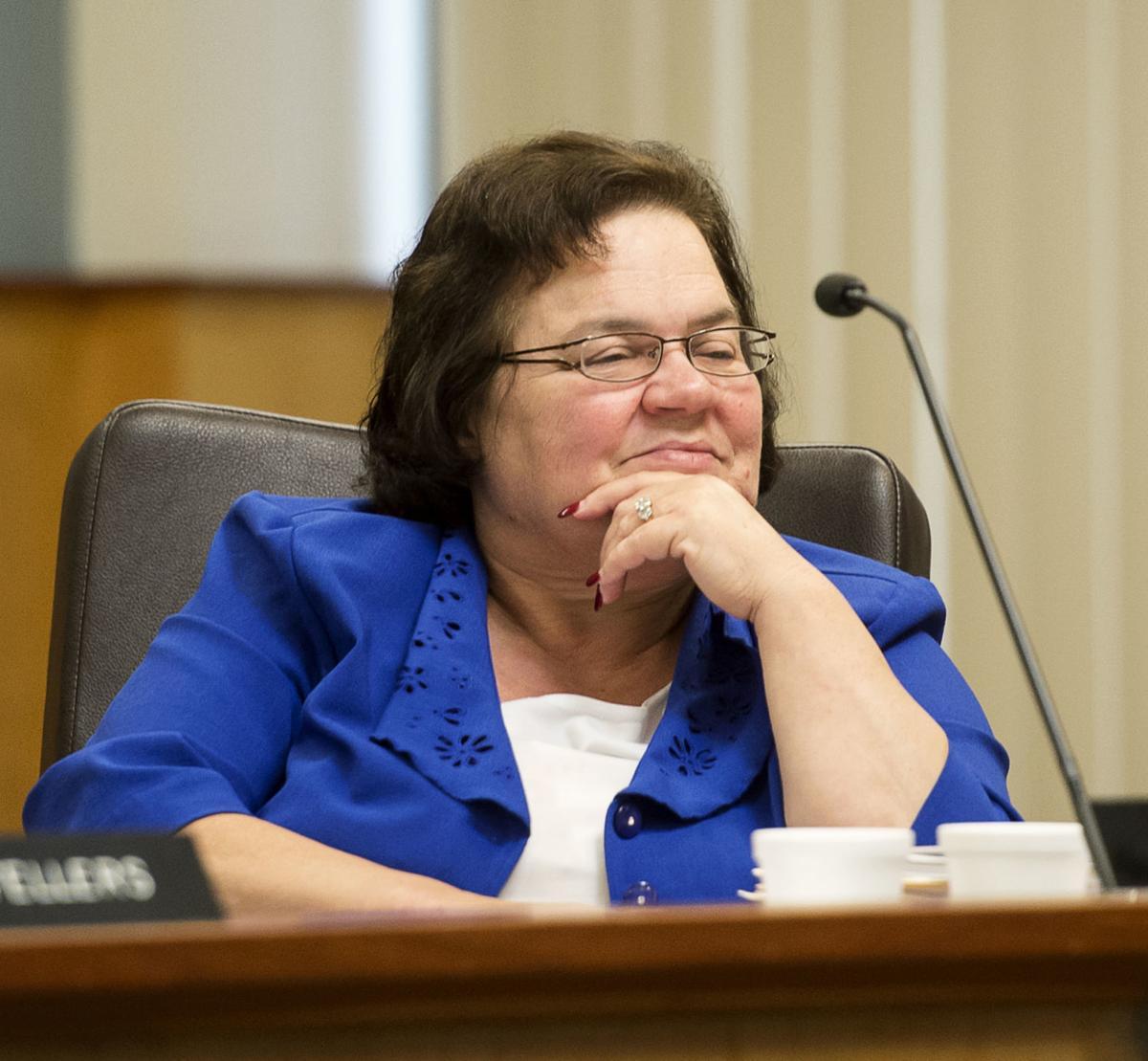 Lincoln City Councilwoman Cyndi Lamm