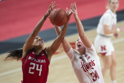 Rutgers vs. Nebraska, 1.3