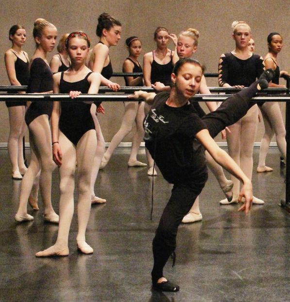 Ballet masters class