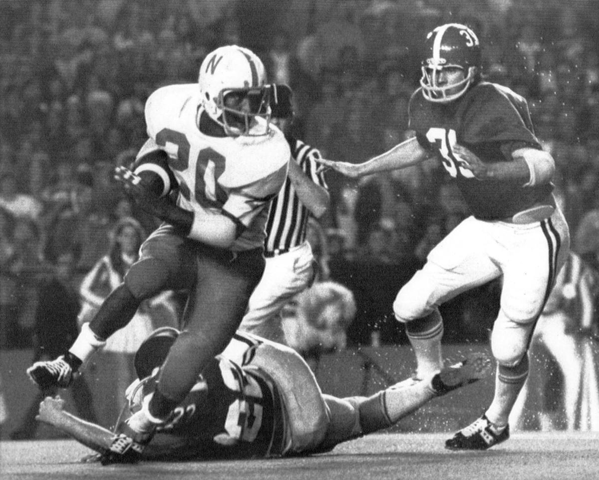 1971 season: Orange Bowl