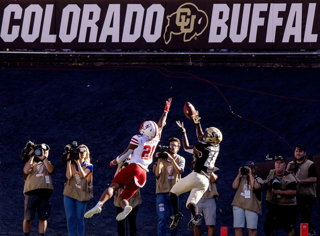 Photos: Highlights from the Nebraska-Colorado game | Husker