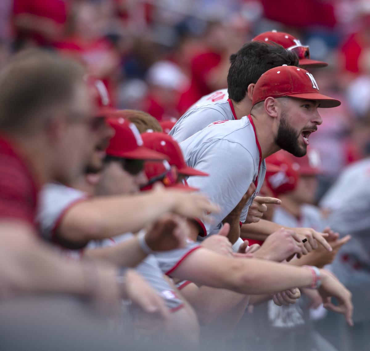 Fueled by 17,000-plus Husker fans, OSU pitching duo silences