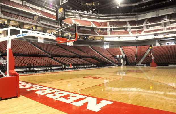 City hall arena may get new basketball court local for Custom basketball court cost