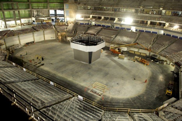 Baxter Lincoln Ne >> Getting ready for the Pinnacle Bank Arena — four months to go | Local | journalstar.com