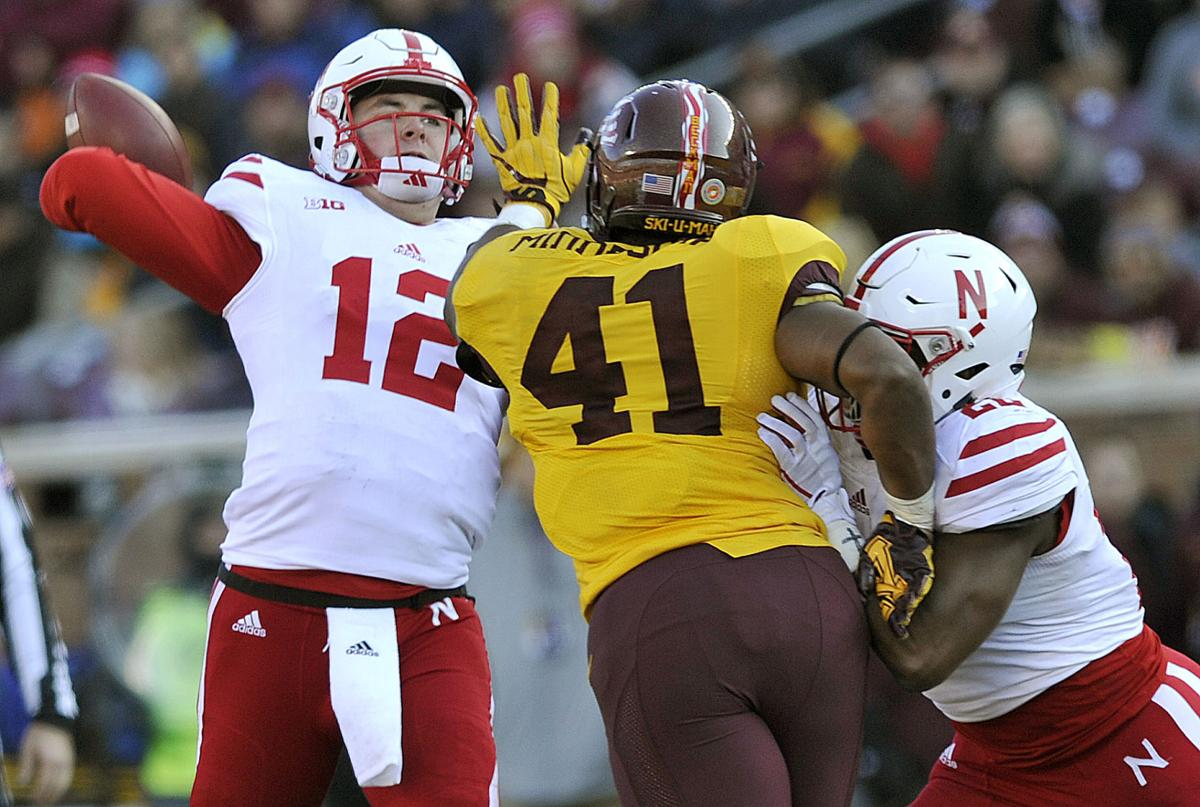 Nebraska vs. Minnesota, 11/11/17