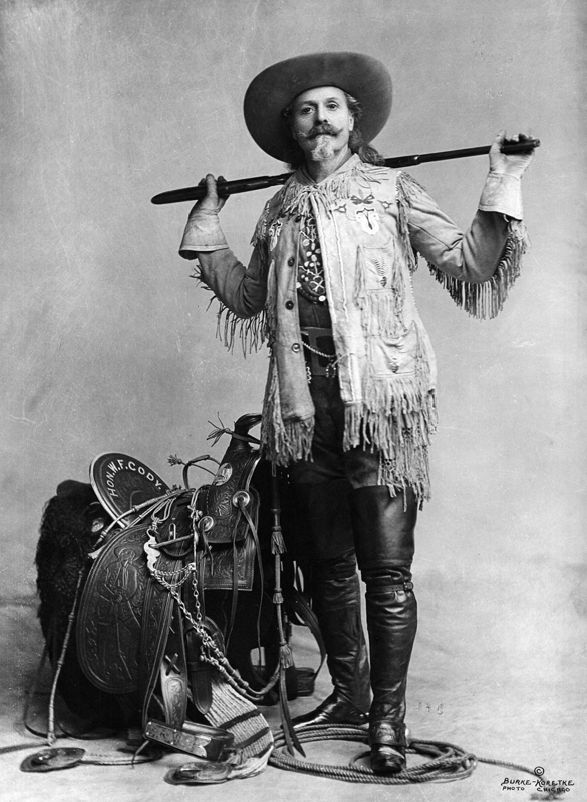 Buffalo Bill S Wild West Explores The Big Show Of