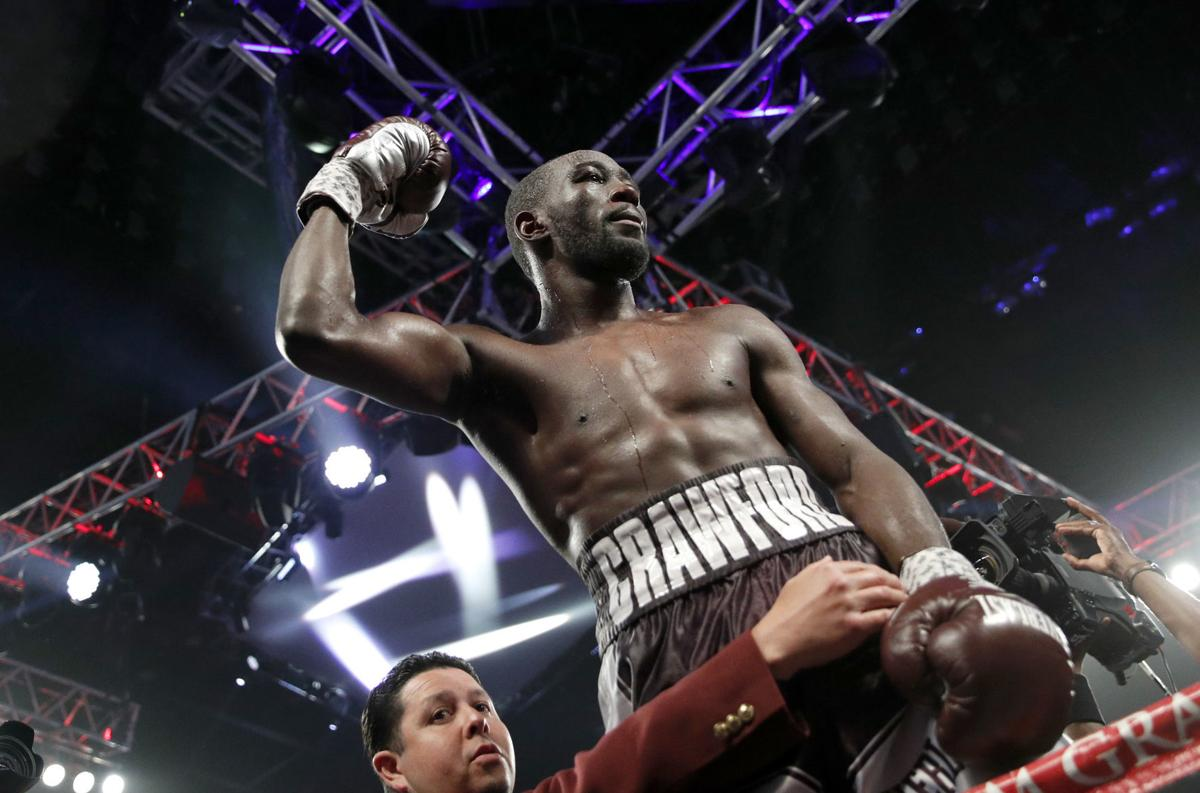 Horn Crawford Boxing