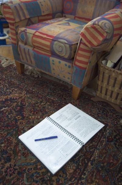 37 Objects Kooser notebook