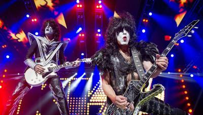KISS Concert at Pinnacle Bank Arena, 7.22.16