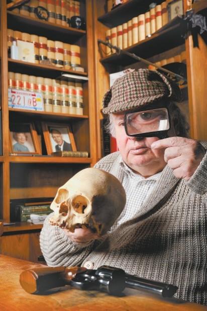 John Stevens Berry Sherlock