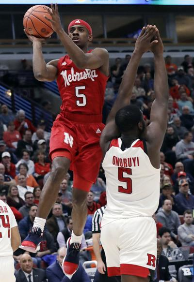 B10 Nebraska Rutgers Basketball