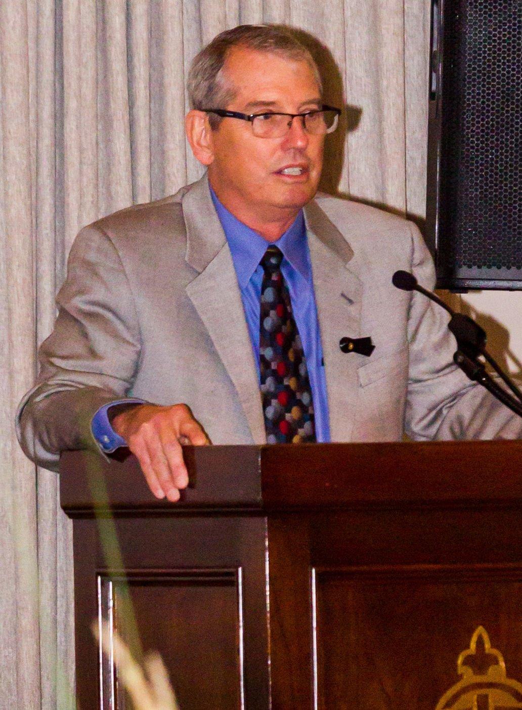 Dr. Ernie Sigler