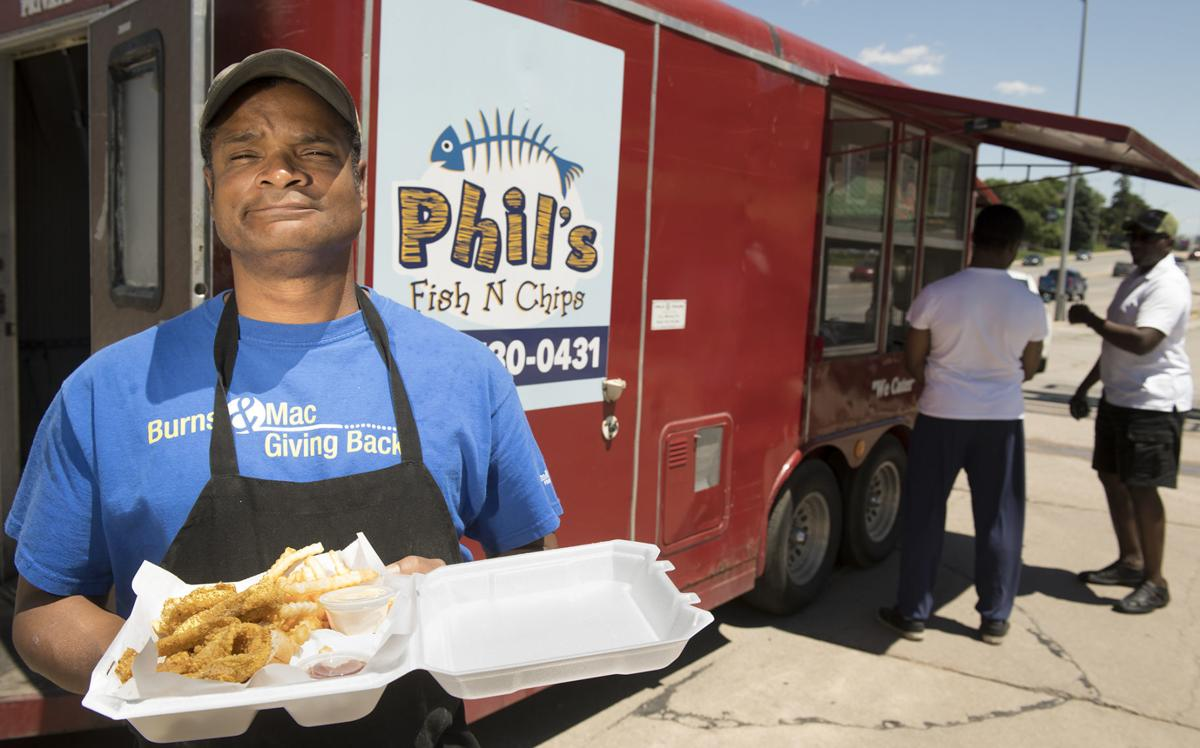 Phil's Fish N Chips