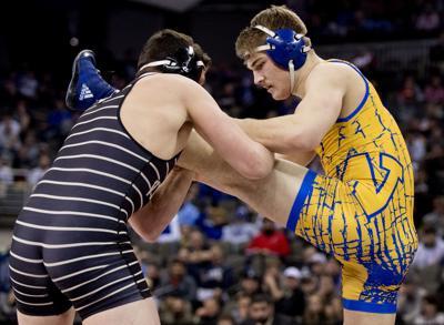 State wrestling finals, 2/18/18