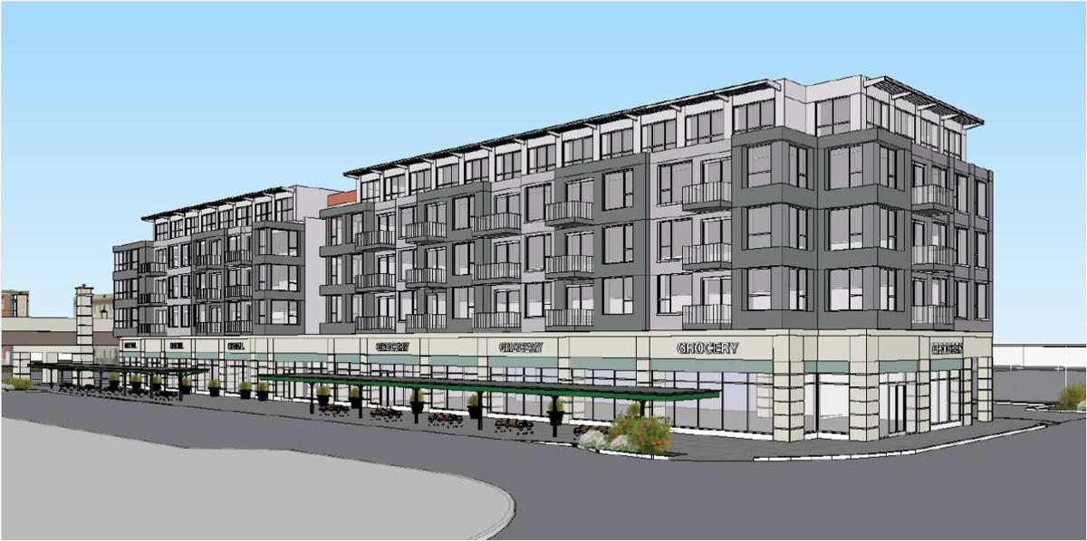 Grocery Store Part Of 11 Million Haymarket Project