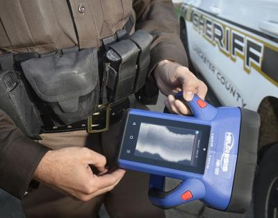 New X Ray Scanner Gives Drug Cops Better Chance At
