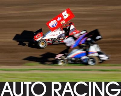 Auto racing logo