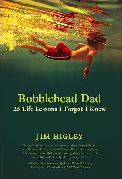 Bobblehead Dad book
