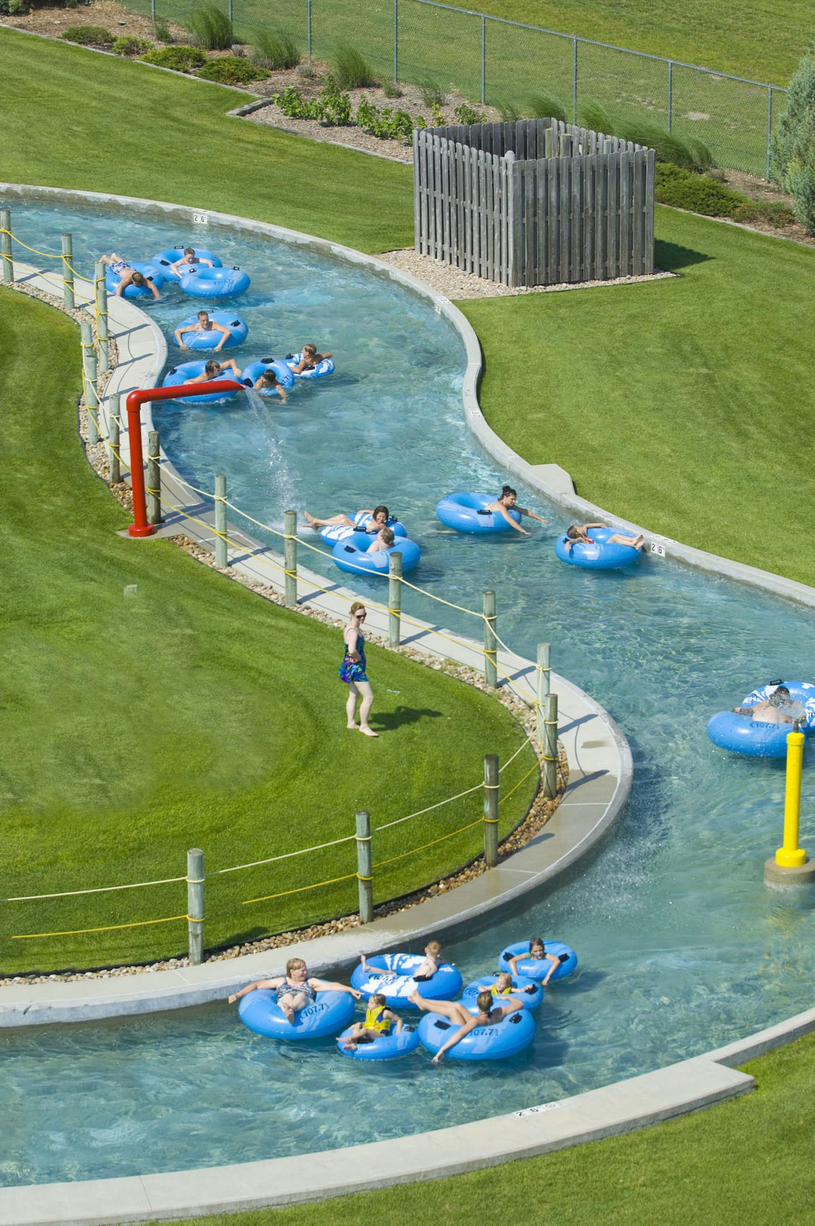 Grand Island Oasis Water Park