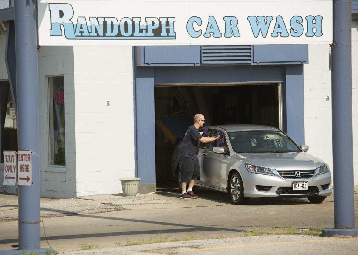 Randolph car wash sold will close local business news eg18061202 solutioingenieria Image collections