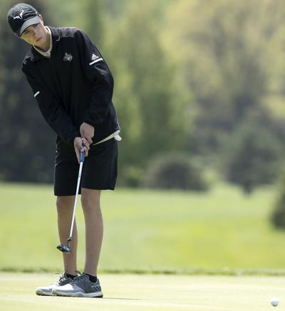 A-3 boys district golf