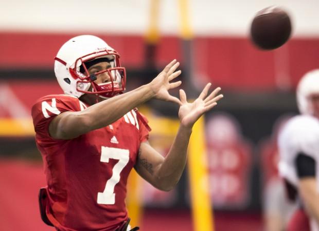 NU Football Practice, 10.23.2012