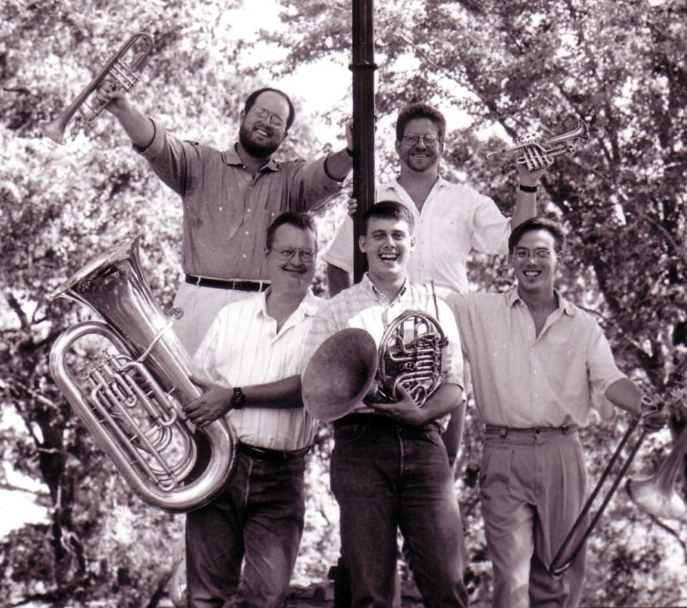 Happy 30th Anniversary, Nebraska Brass!