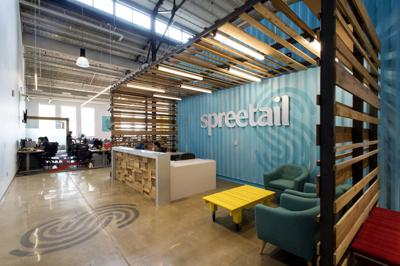Spreetail entrance