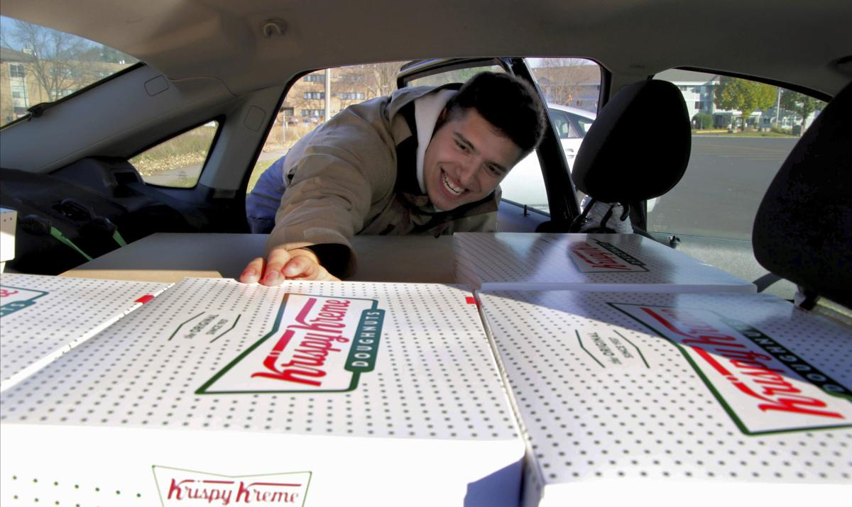 Doughnut Delivery