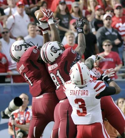 Nebraska vs. South Carolina, 1.2.2012 2