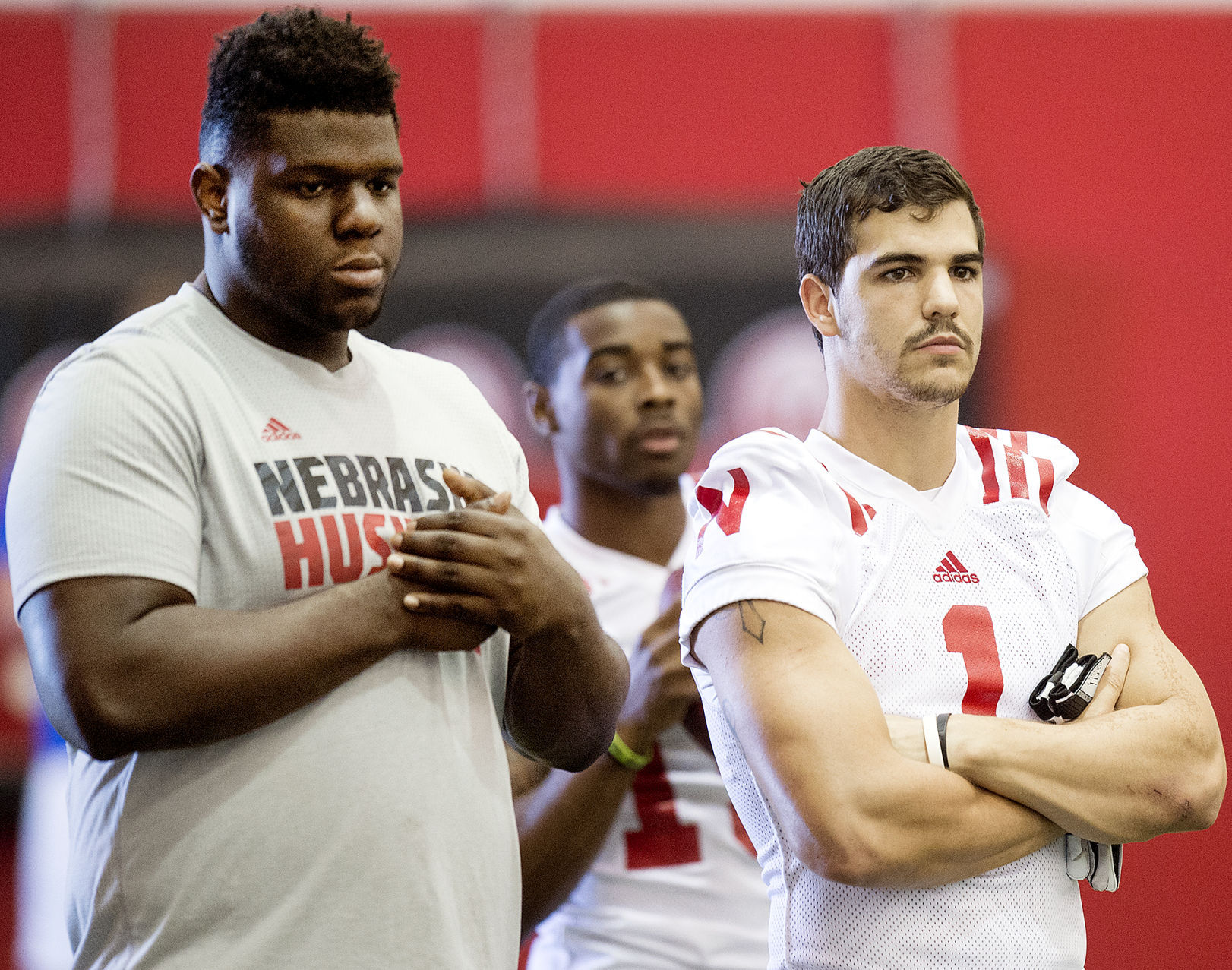 Nebraska Fall Football Practice, 8.11.15