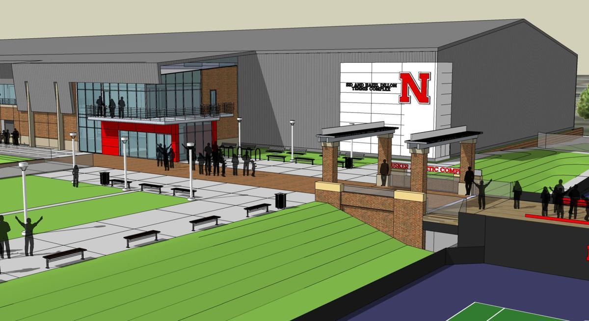 Sid Dillon Lincoln Ne >> Nebraska unveils names for new soccer, tennis facilities ...
