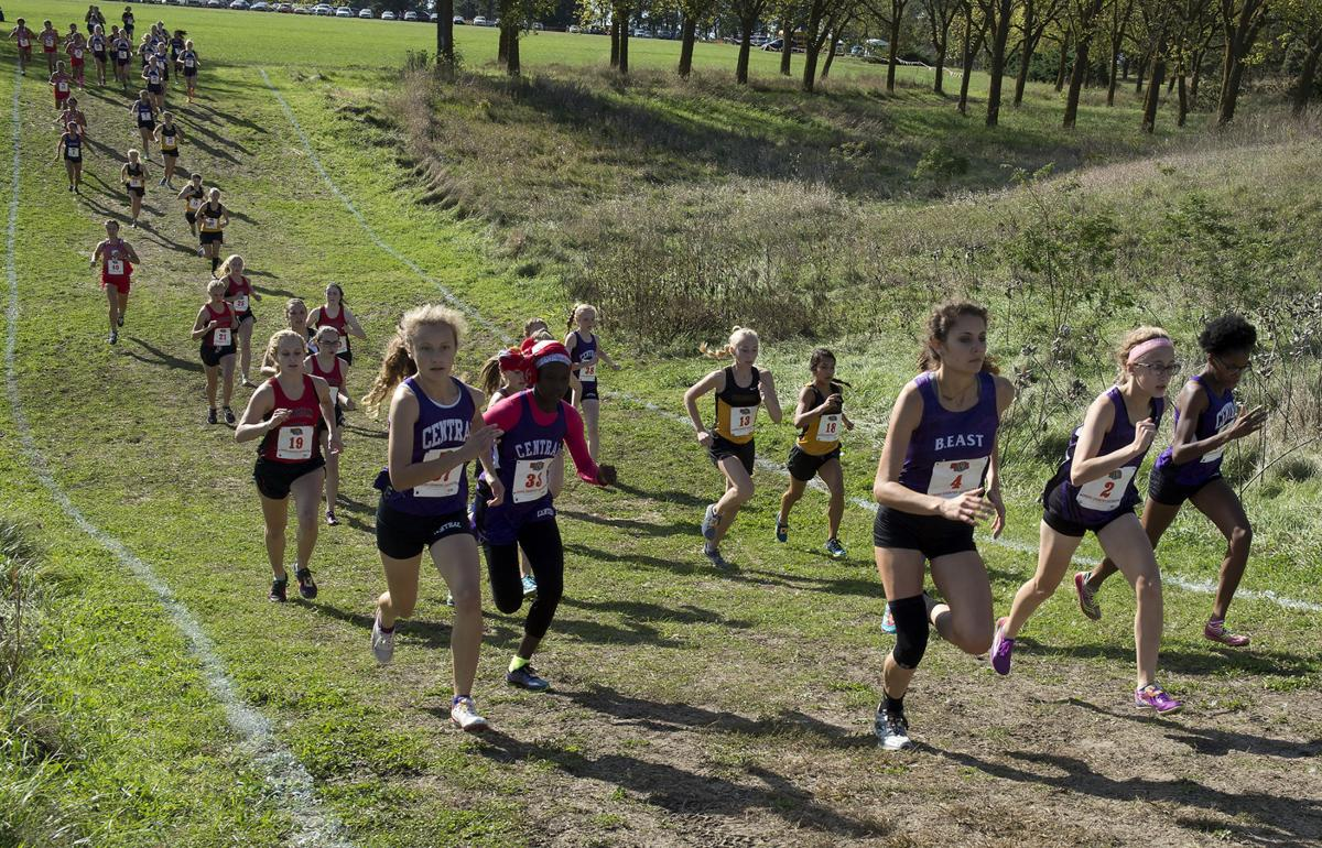 District A-3 Cross Country