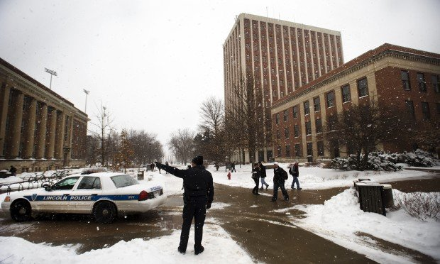 UNL Police Report of gunman at Oldfather Hall unsubstantiated