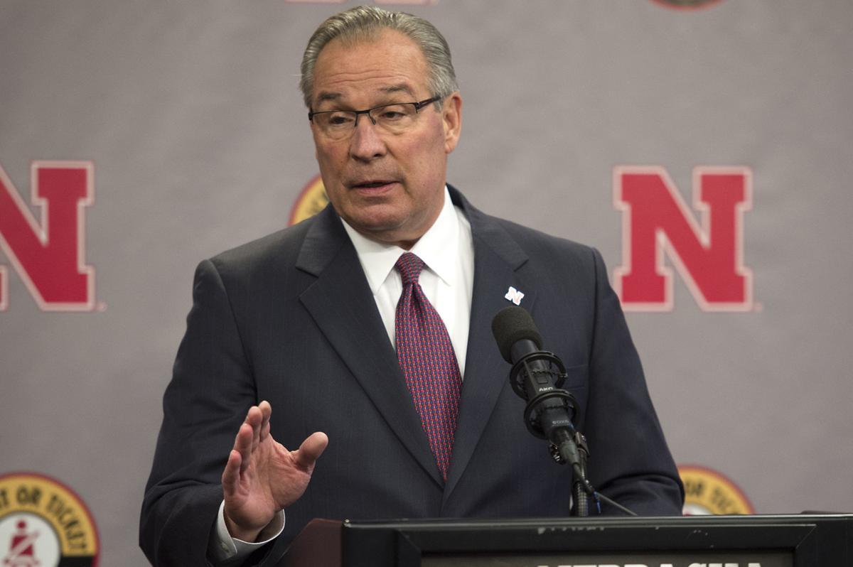 Nebraska football news conference, 11/25/17