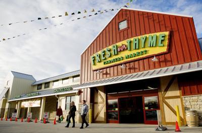 Fresh Thyme - September