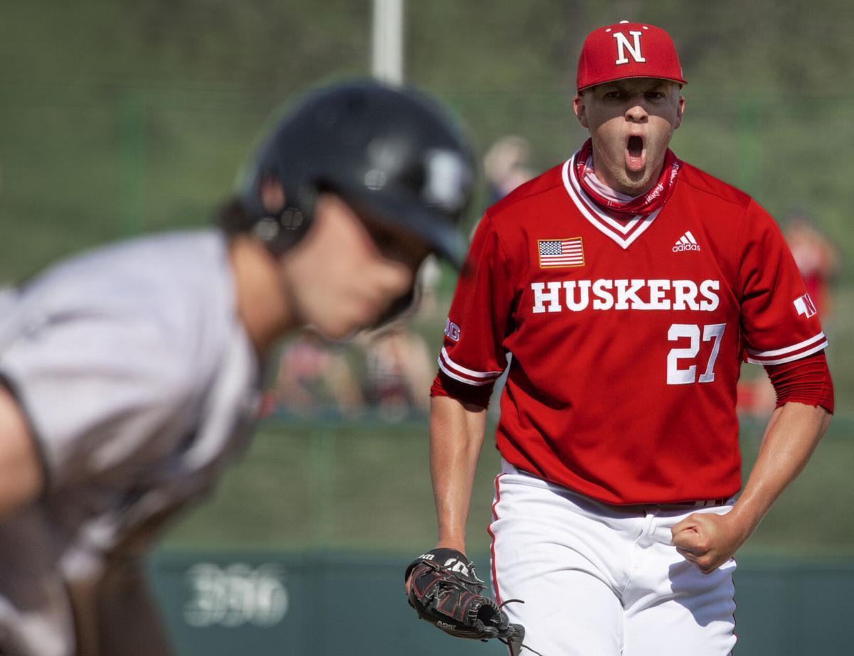 Northwestern vs. Nebraska, 5.15