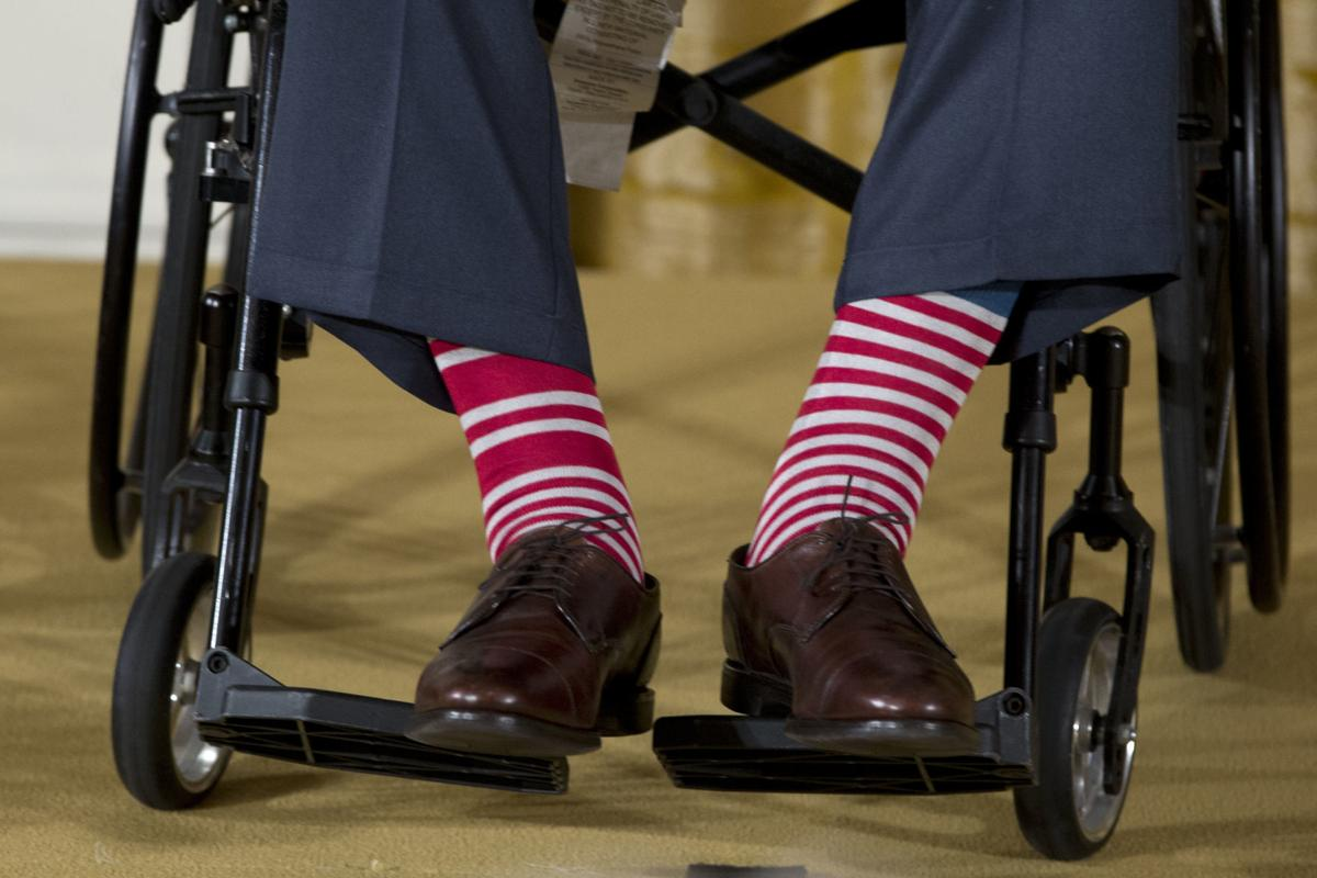 George H.W. Bush Socks