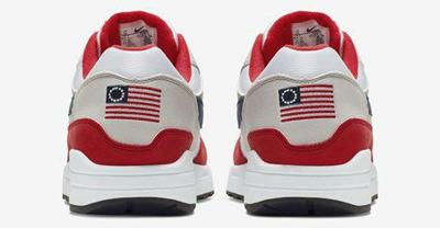 Betsy Ross sneakers
