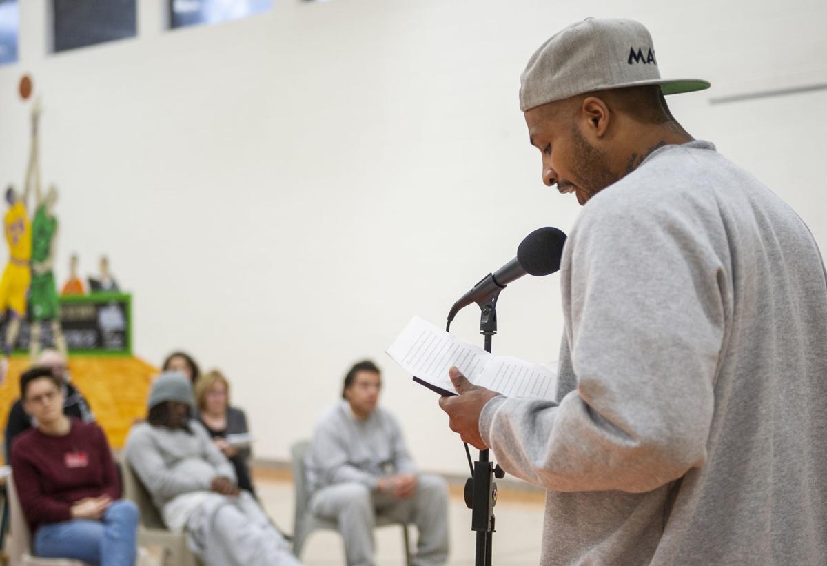Prison Poetry Slam 3.13