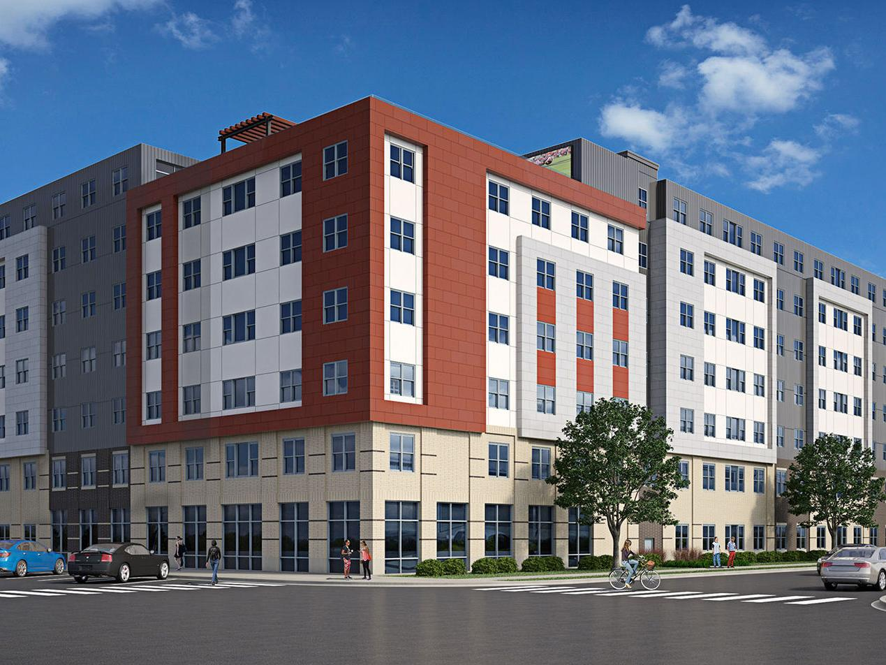 8n Lofts For Students Under Construction Local Business News Journalstar Com