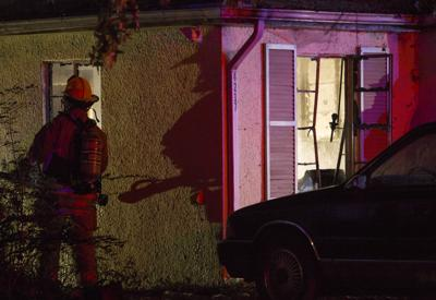 Man in house fire near East Campus died of liver disease