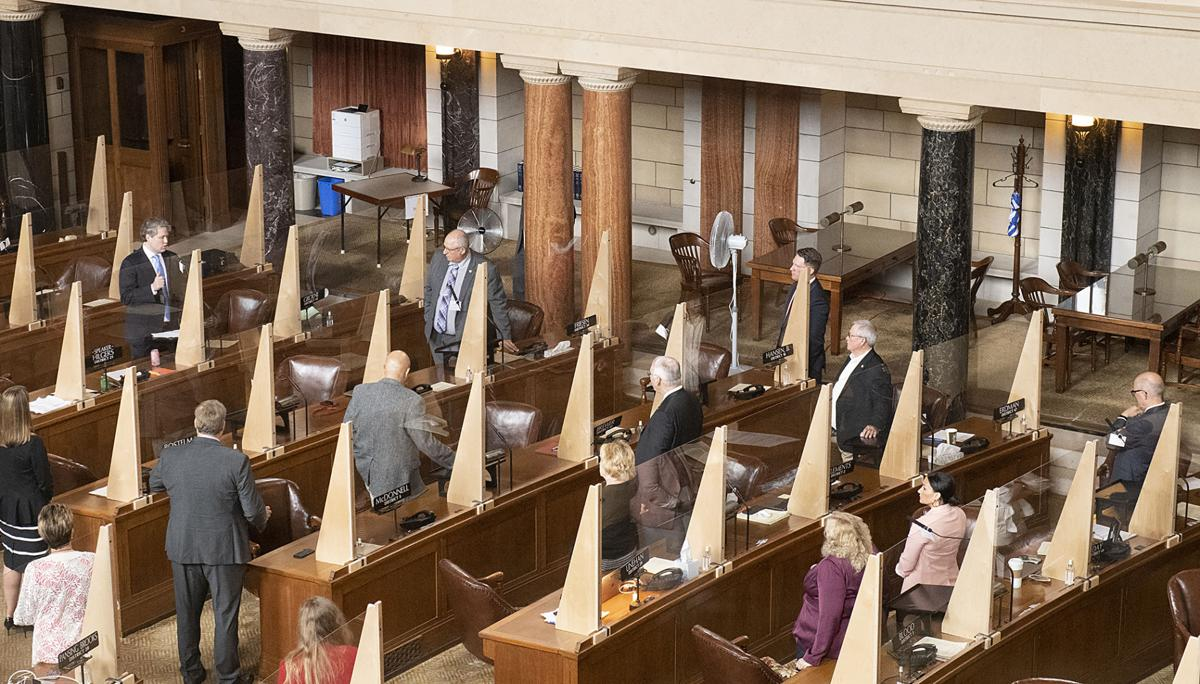 Last day of Legislature