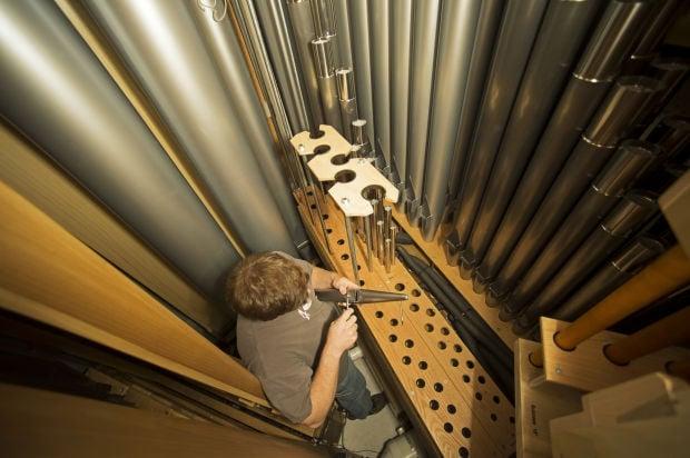 Bedient Pipe Organ