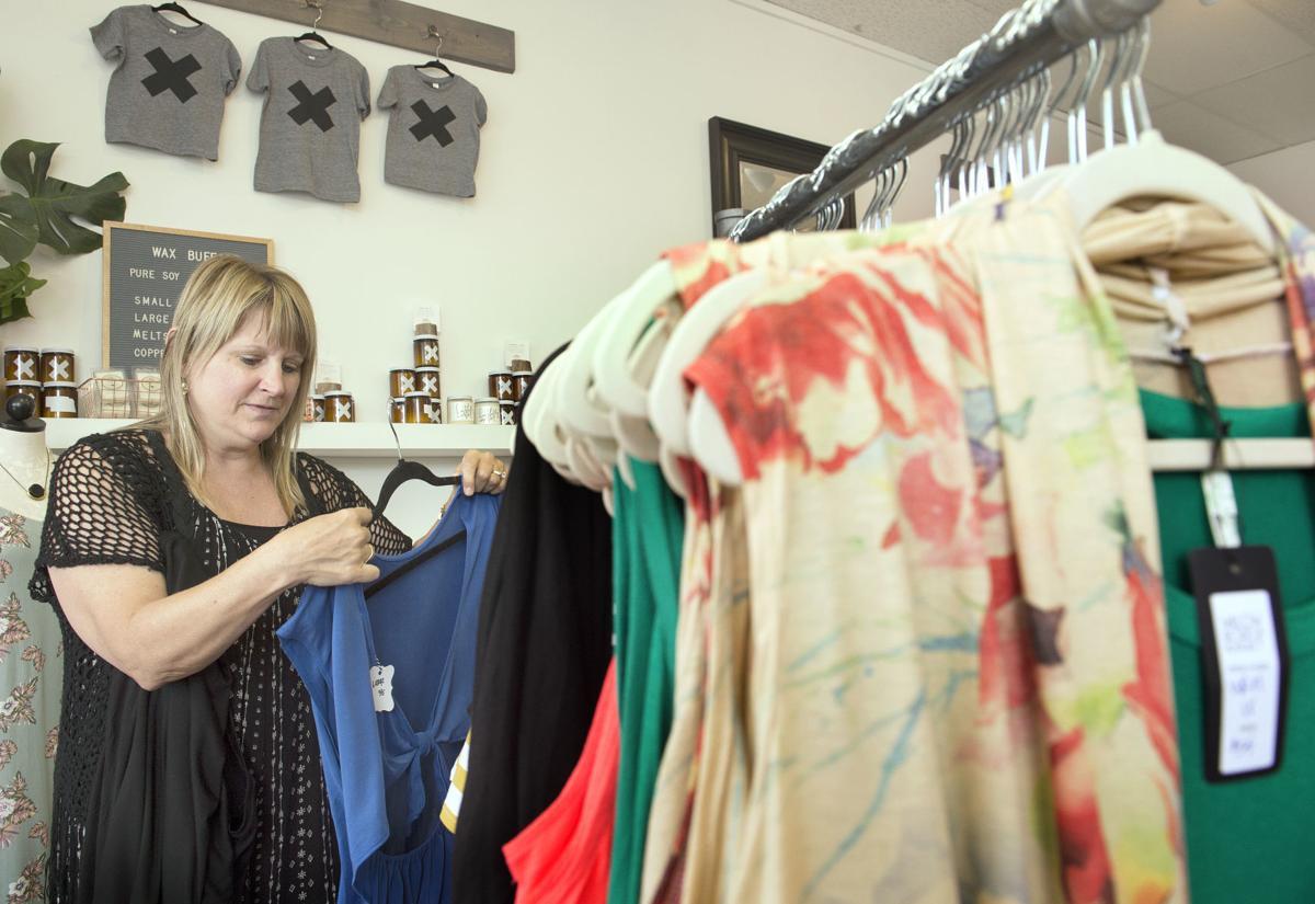 The Shoppes at Piedmont, Blu Velvet