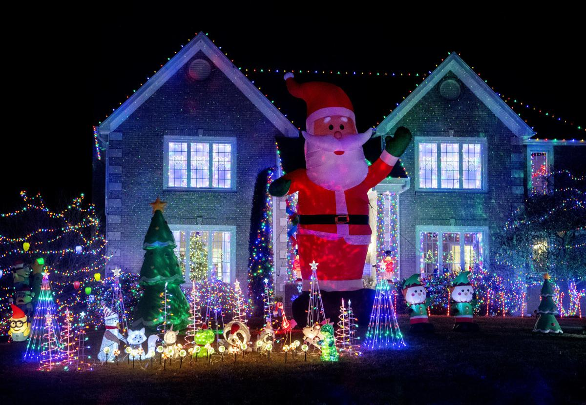 Lincoln Nebraska Christmas Lights 2020 Check out these holiday lights displays in Lincoln | Home & Garden
