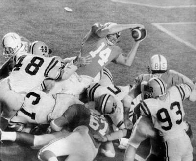Jerry Tagge 1971 Orange Bowl