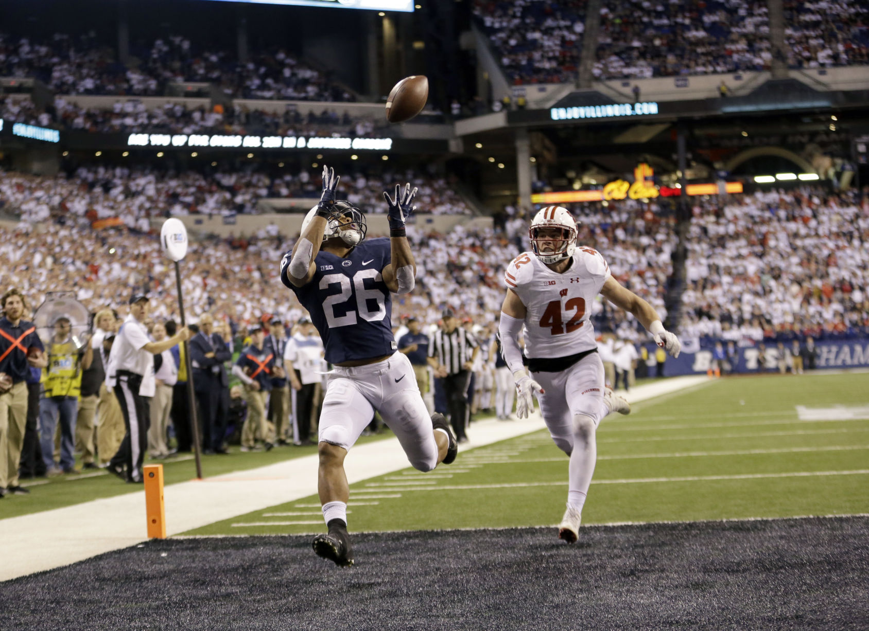 Penn State kicker Joey Julius no longer with team
