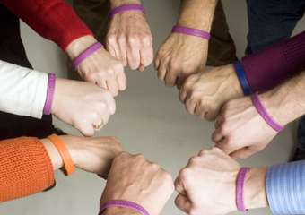 When I First Started Wearing The Purple Bracelet Was Afraid It Might Make My Tongue Sore That S Because Biting So Often To Keep From